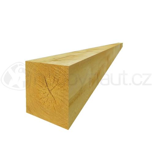 Dřevo - Hranoly 160x180mm