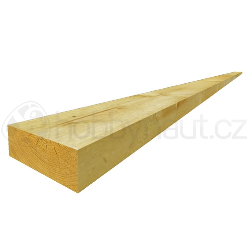 Dřevo - Fošny 50x150mm