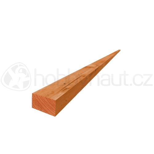 Dřevo - Latě střešní impregnované 30x50mm