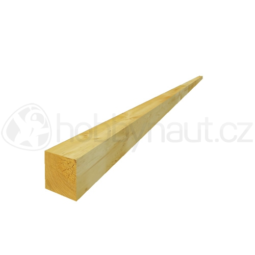 Dřevo - Hranoly  80x 80mm