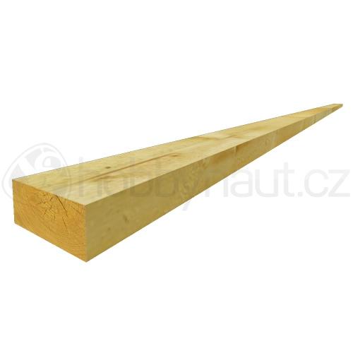 Dřevo - Fošny 50x120mm