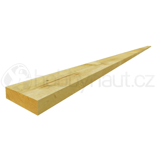 Dřevo - Fošny 30x120mm