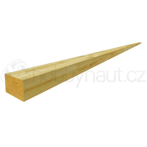 Dřevo - Fošny 50 x 80mm