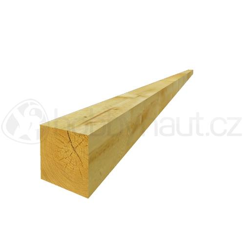 Dřevo - Hranoly 120x120mm