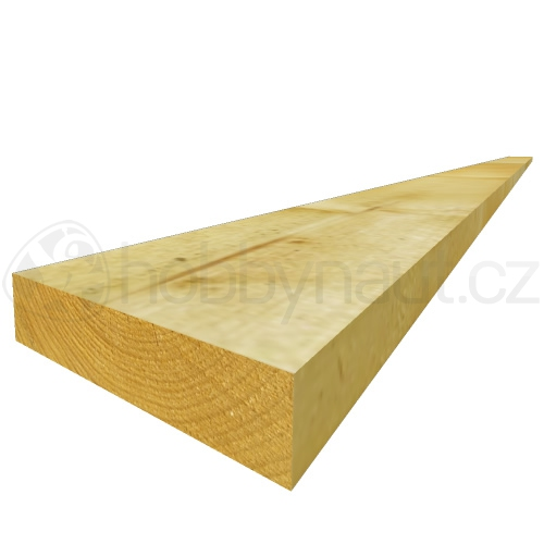 Dřevo - Fošny 50x220mm