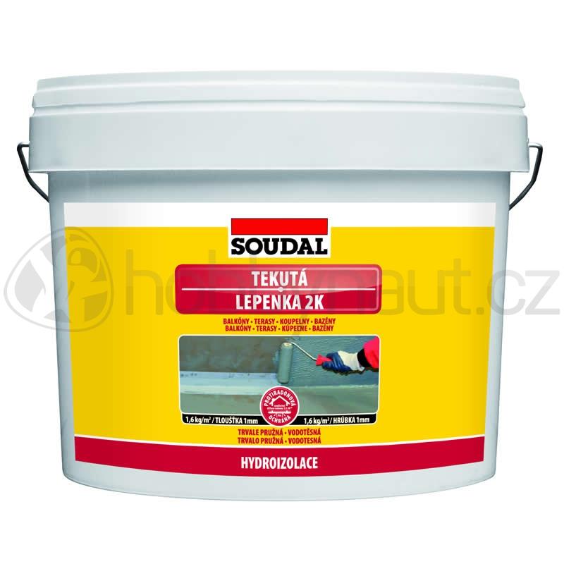 Stavební chemie - Soudal tekutá lepenka 2K