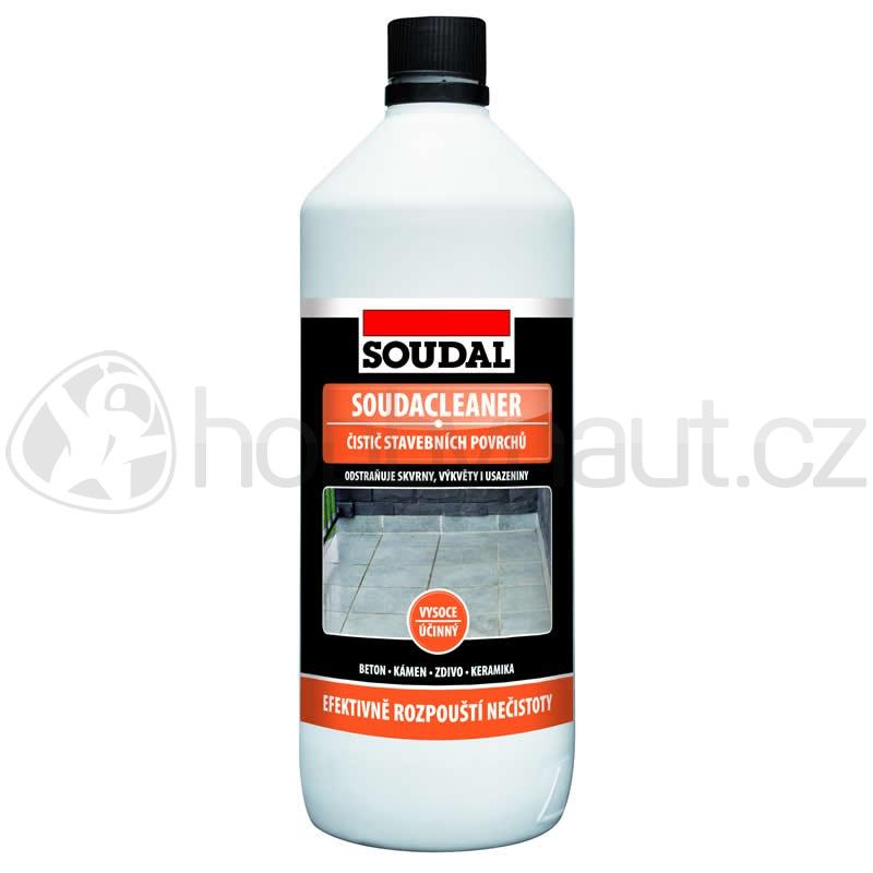 Stavební chemie - Soudal čistič stavebních povrchů SOUDACLEANER
