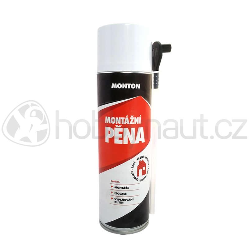 Stavební chemie - Monton montážní pěna trubičková