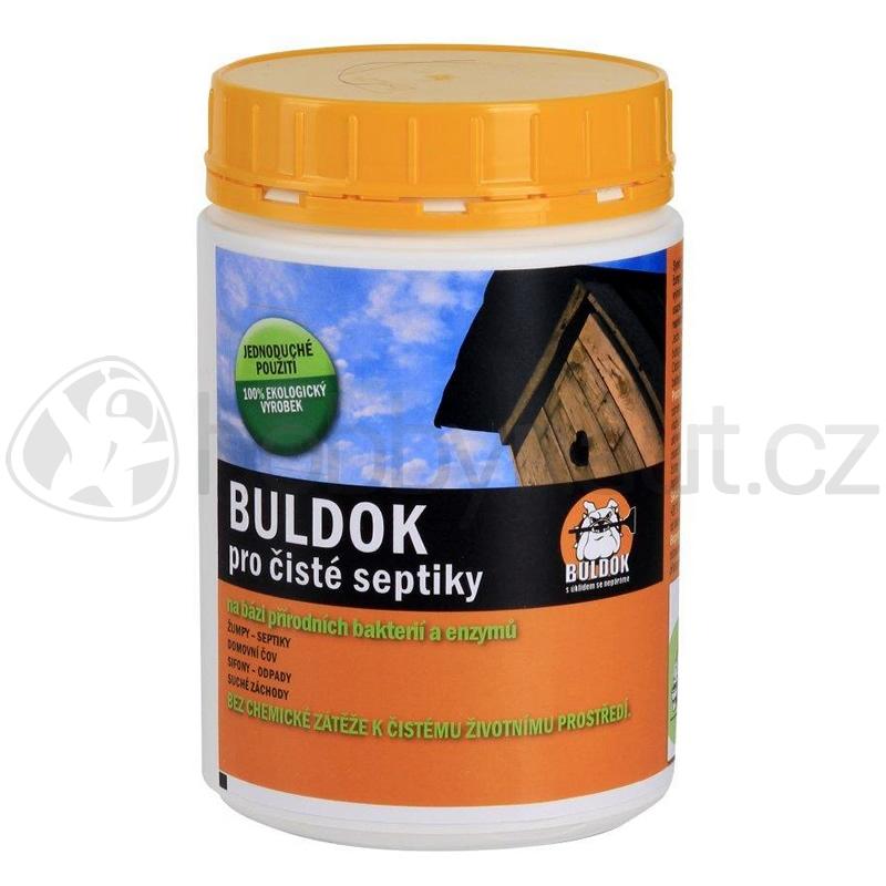 Stavební chemie - BULDOK - pro čisté septiky