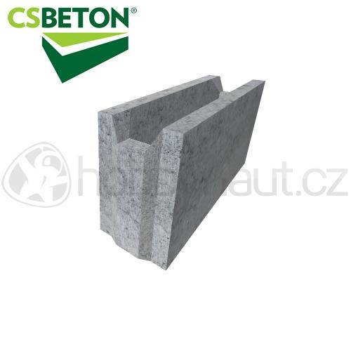 Zdicí materiály - CSB bednící tvárnice 250x500mm tl. 15cm