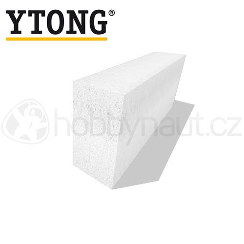 Zdicí materiály - YTONG příčkovka P2-500 249x599mm tl. 125mm