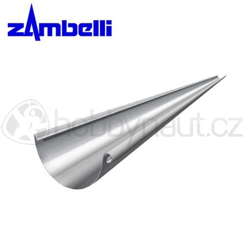 Klempířské prvky - Žlab FeZn r.š. 250mm