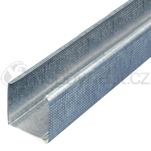 Sádrokarton a příslušenství - Profil CW (příčkový, montážní)  50/50/0,6mm x 3m