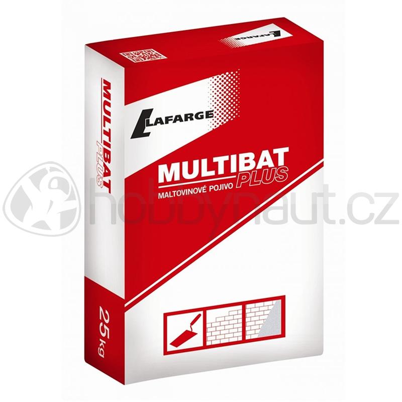 Stavební směsi - Multibat PLUS Lafarge 25kg