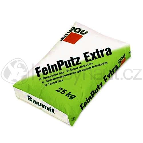 Stavební směsi - Baumit FeinPutz Extra 25kg