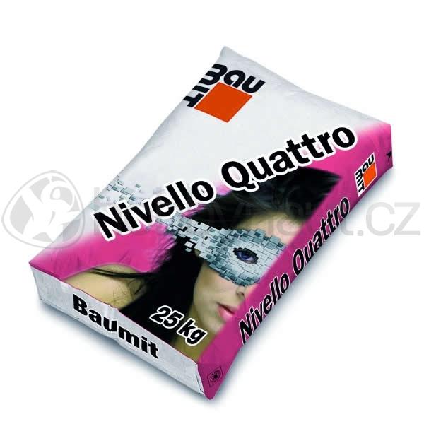 Stavební směsi - Baumit Nivello Quatro 25kg