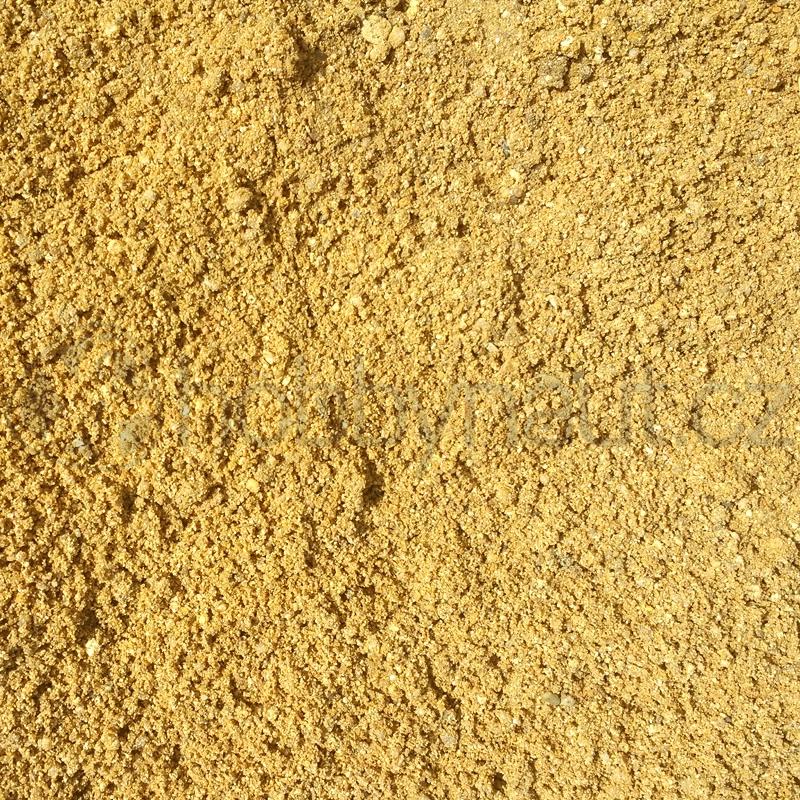 Písek a kamenivo - Písek kopaný (jemný)