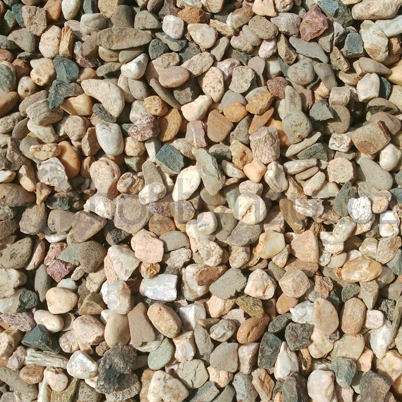 Písek a kamenivo - Kačírek praný, nedrcený, frakce 16-22