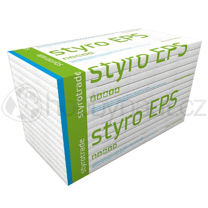 Tepelné izolace - Polystyren fasádní EPS 70F 100x50cm
