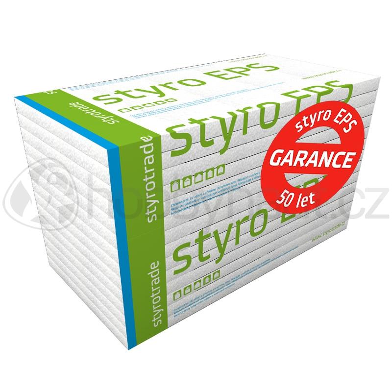 Tepelné izolace - Polystyren podlahový EPS 100 100x50cm