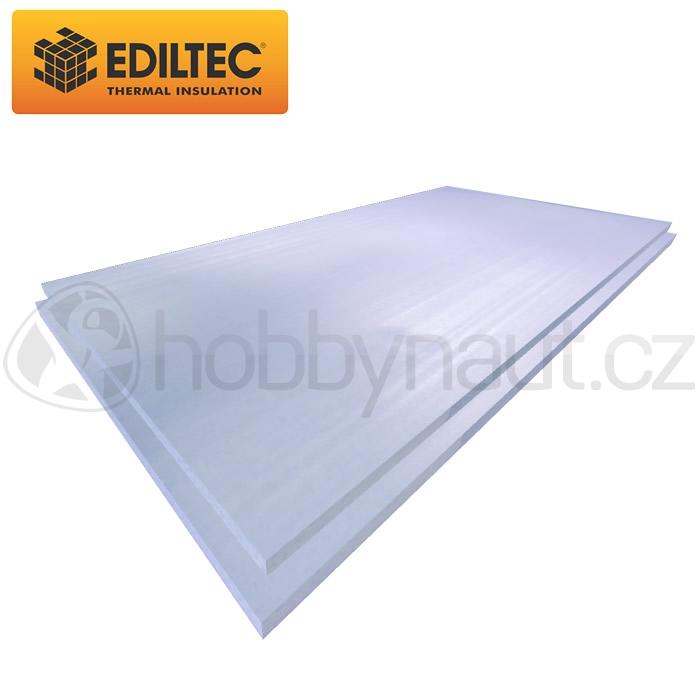 Tepelné izolace - Polystyren extrudovaný X-FOAM HBT 300 125x60cm, tl.40mm (7,5m2/bal)