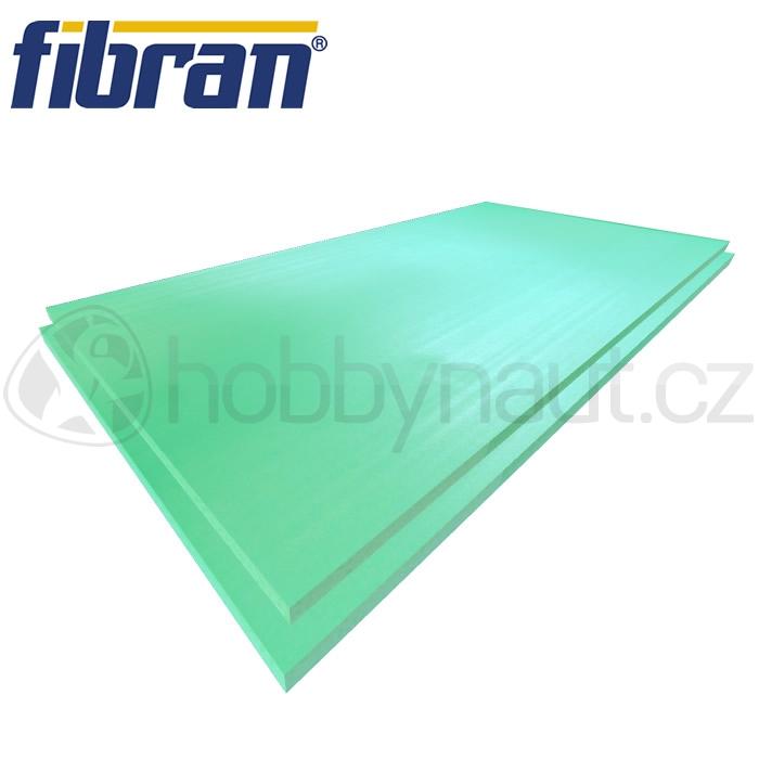 Tepelné izolace - Polystyren extrudovaný FIBRAN 300-L 125x60cm, tl. 50mm (6m2/bal)