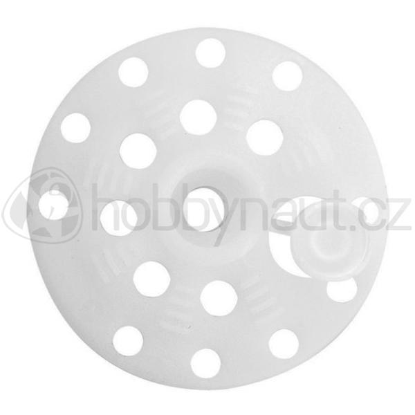 Tepelné izolace - Talířová podložka plast. s krytkou 60mm