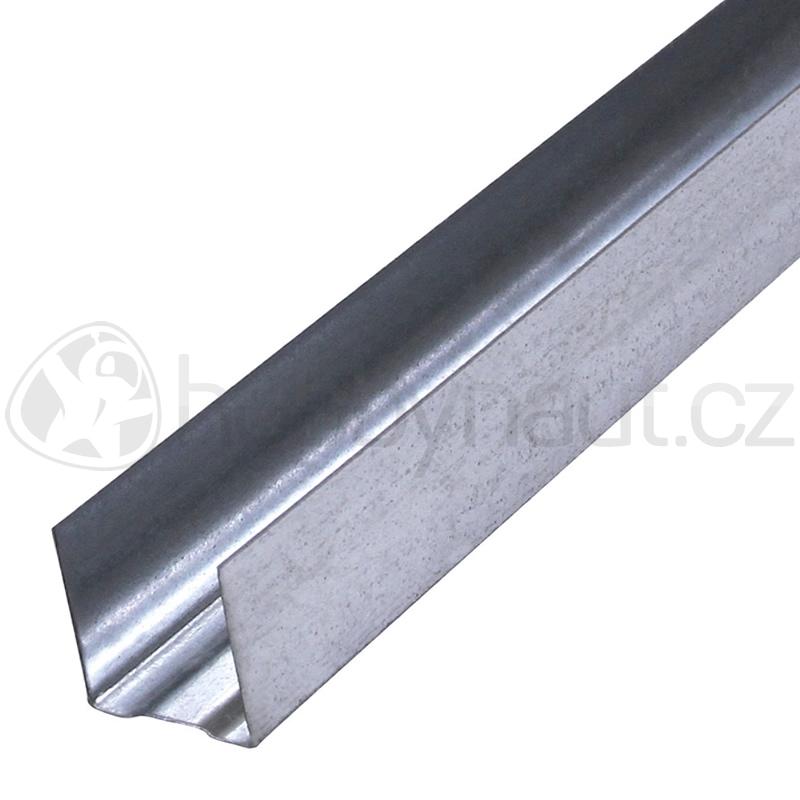 Sádrokarton a příslušenství - Profil UD (podhledový, obvodový) 30/27/0,6mm x 3m