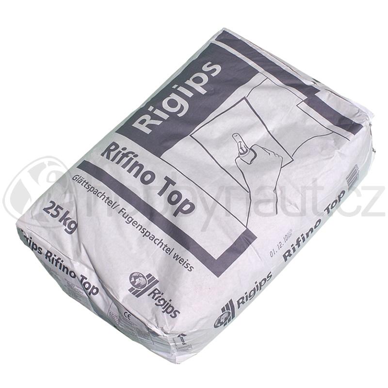 Sádrokarton a příslušenství - Rigips Rifino Top - finální tmel na SDK 25kg