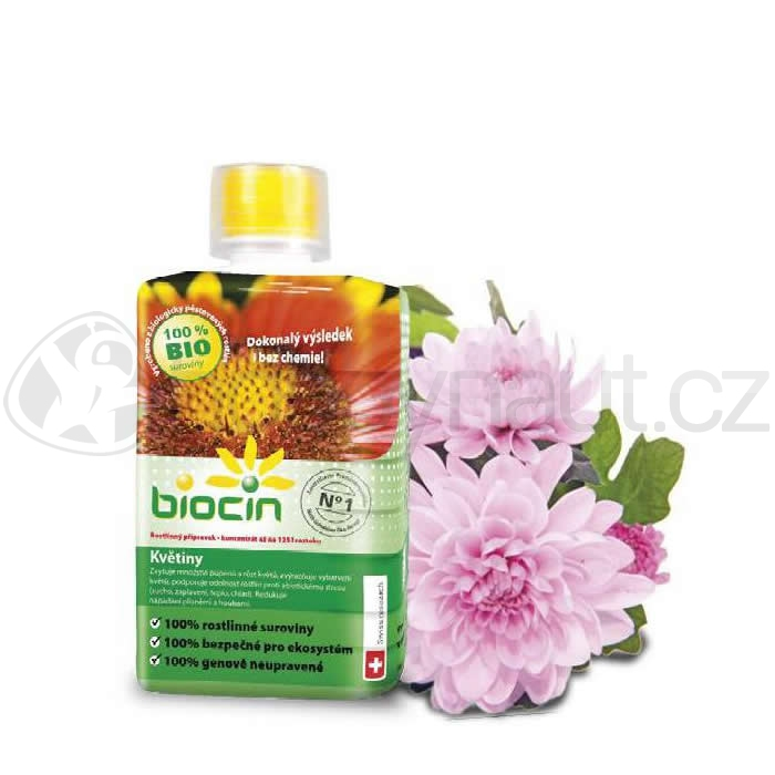 Zahrada - Biocin FB - květiny 500ml