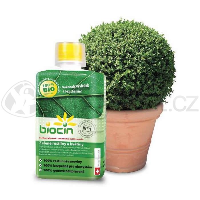 Zahrada - Biocin FA - zelené rostliny a květiny 500ml