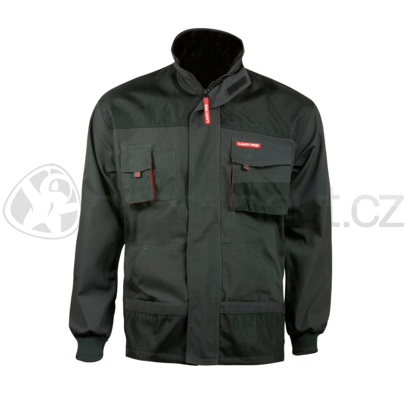 Pracovní oblečení - Montérková blůza LahtiPro černá, velikost XXXL