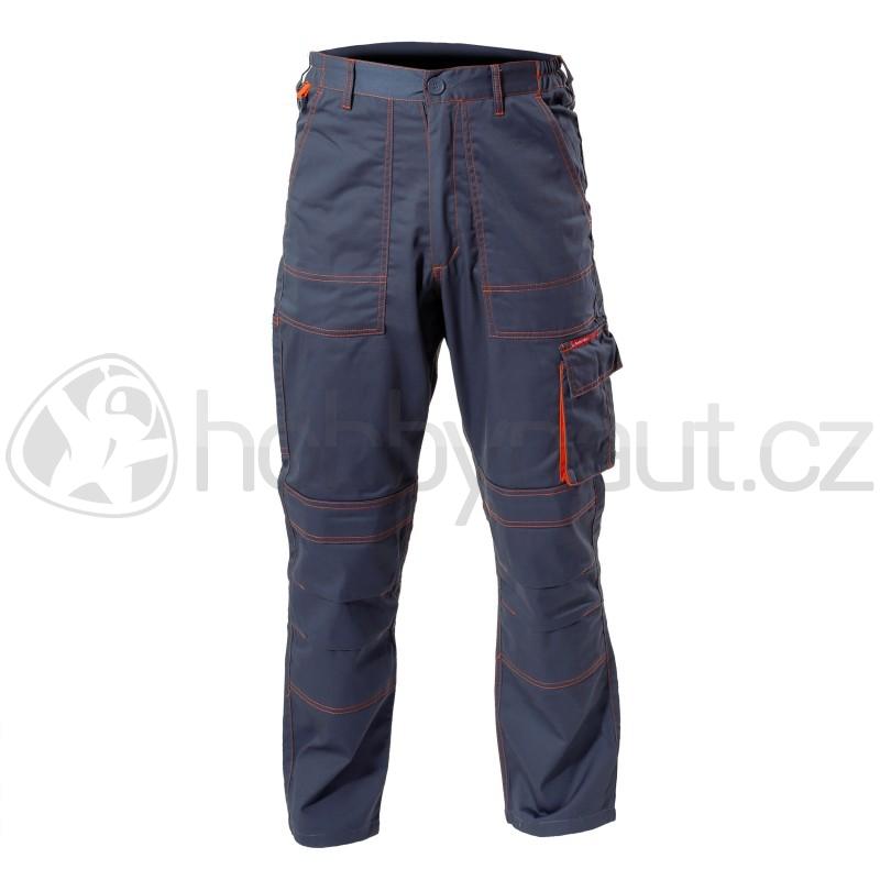 Pracovní oblečení - Montérkové kalhoty LahtiPro modré