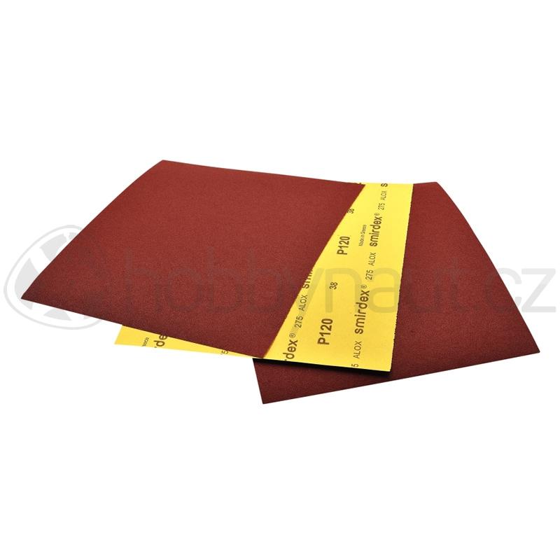 Ruční nářadí - Brusný papír 230x280mm