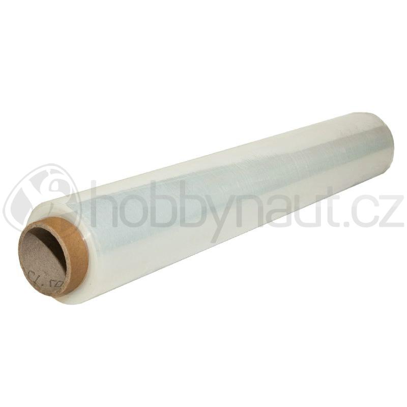 Ruční nářadí - Fólie strečová tl. 0,023mm, š. 50cm (180bm/role)