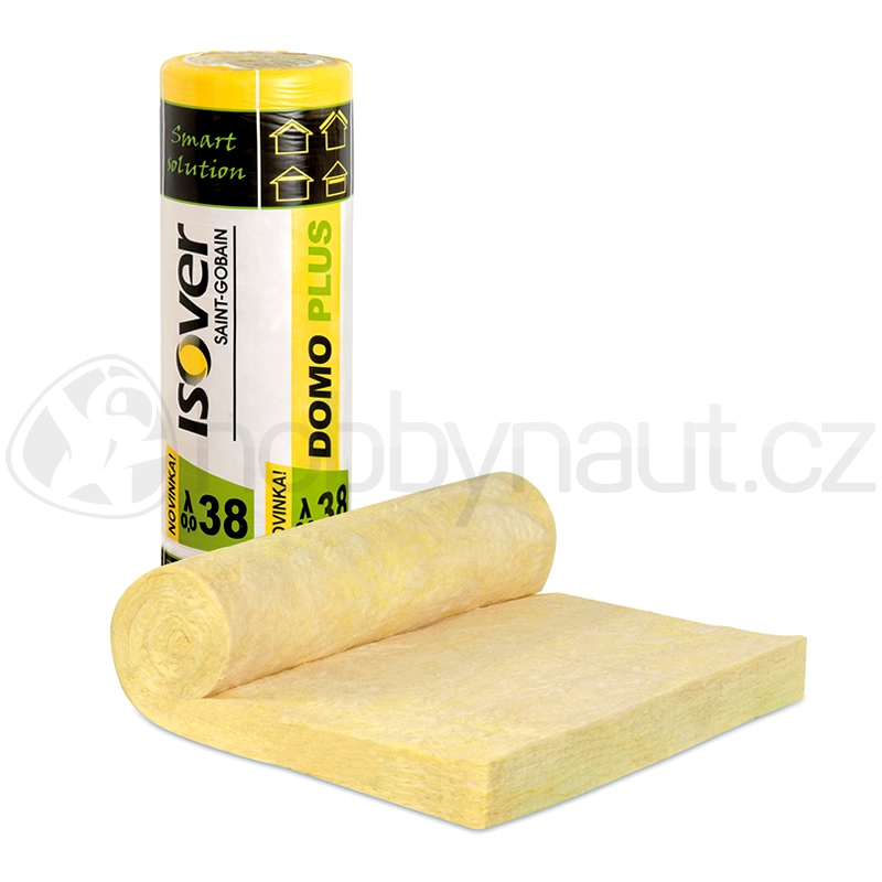 Tepelné izolace - Minerální vata Isover DOMO PLUS