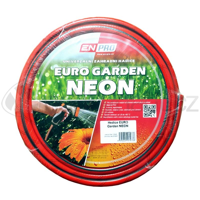 "Zahrada - Hadice zahradní EuroGarden NEON 1/2"" délka 25m"