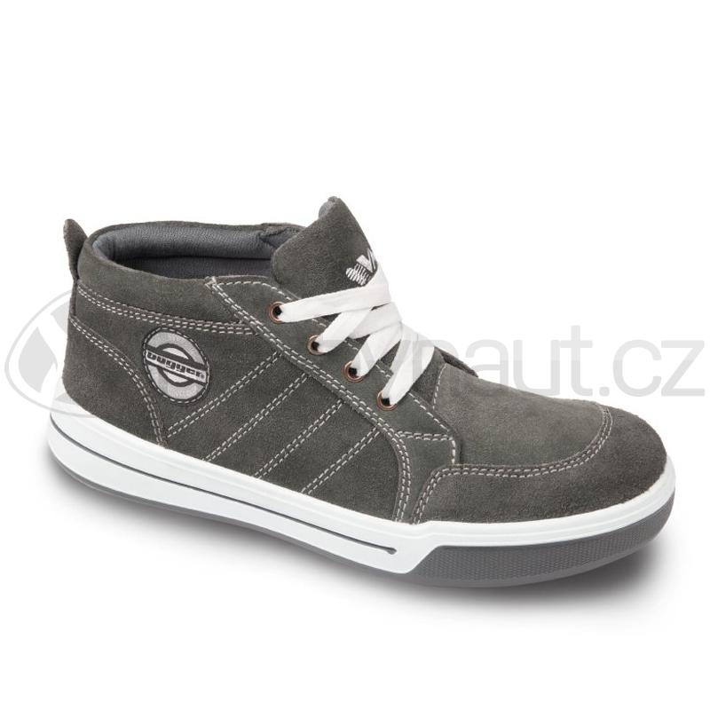 Pracovní oblečení - Pracovní obuv polokotníková RICHMOND šedá c0491dc4bf