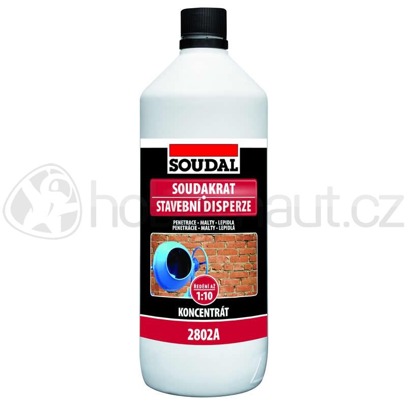 Stavební chemie - Soudal SOUDAKRAT 2802A koncentr. stavební disperze