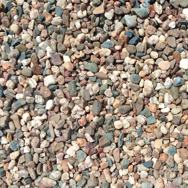 Písek a kamenivo - Kačírek praný, nedrcený, frakce 8-16