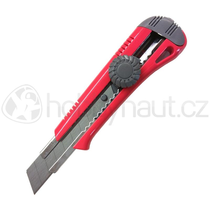Ruční nářadí - Nůž odlamovací plastový KDS L19 18mm