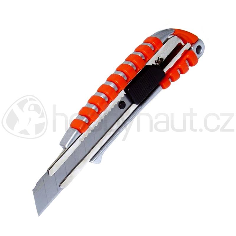 Ruční nářadí - Nůž odlamovací kovový Festa L25 18mm