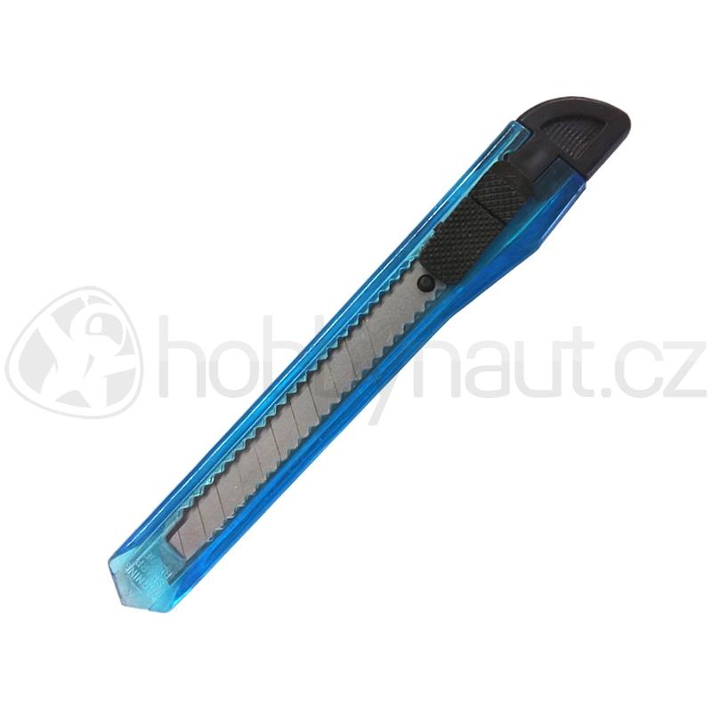 Ruční nářadí - Nůž odlamovací plastový 9mm