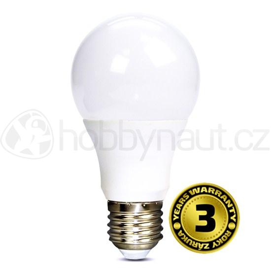 Elektro - LED žárovka klasická, patice E27, 10W, 810lm, 6000K