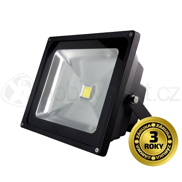 Elektro - LED reflektor venkovní 30W, 2400lm, AC 230V