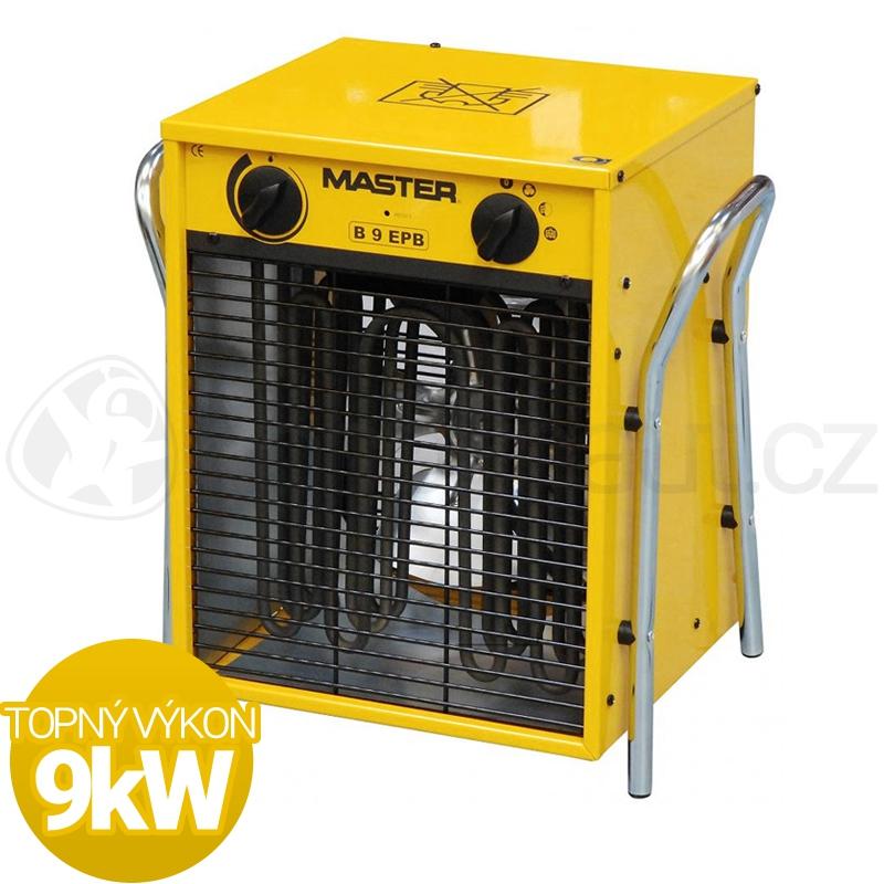 Vytápění a ohřev - Elektrické topidlo Master B9EPB 9kW