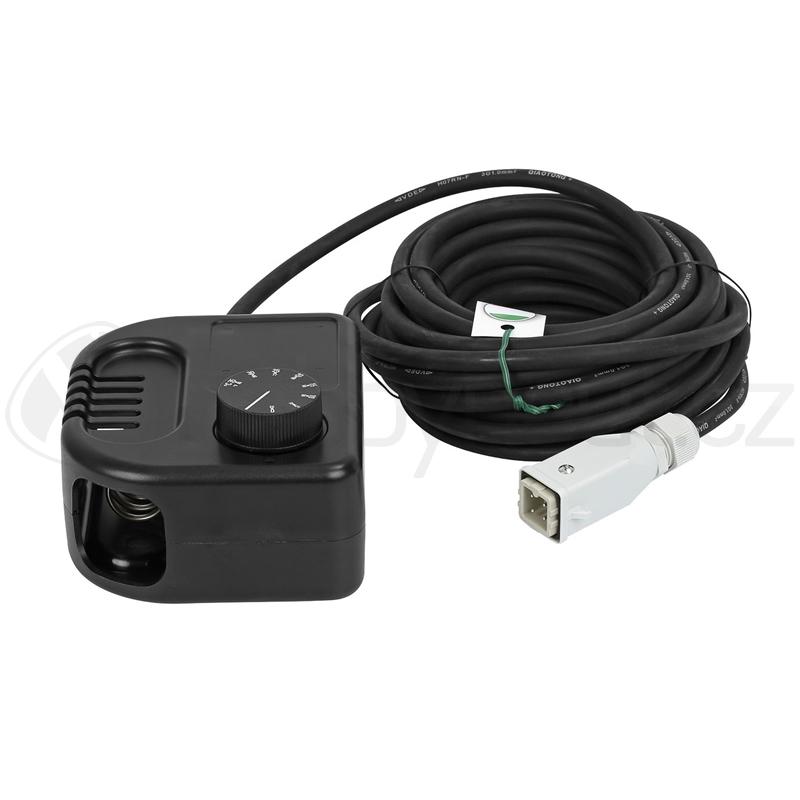 Vytápění a ohřev - Termostat analogový Master TH5