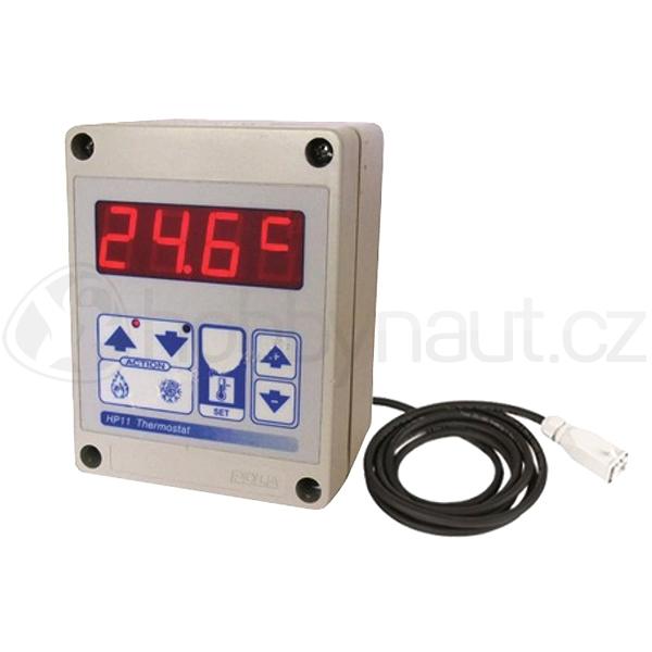 Vytápění a ohřev - Termostat digitální Master THD