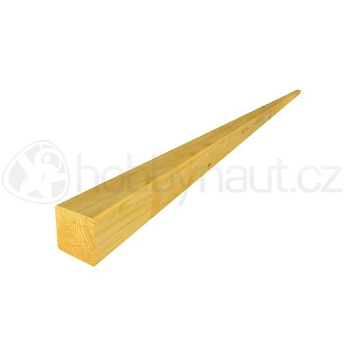 Dřevo - KVH hranoly NSi  80x 80mm x 7m