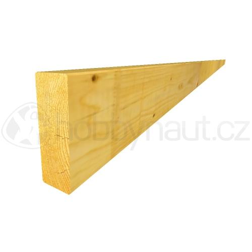 Dřevo - KVH hranoly NSi  80x240mm x 13m
